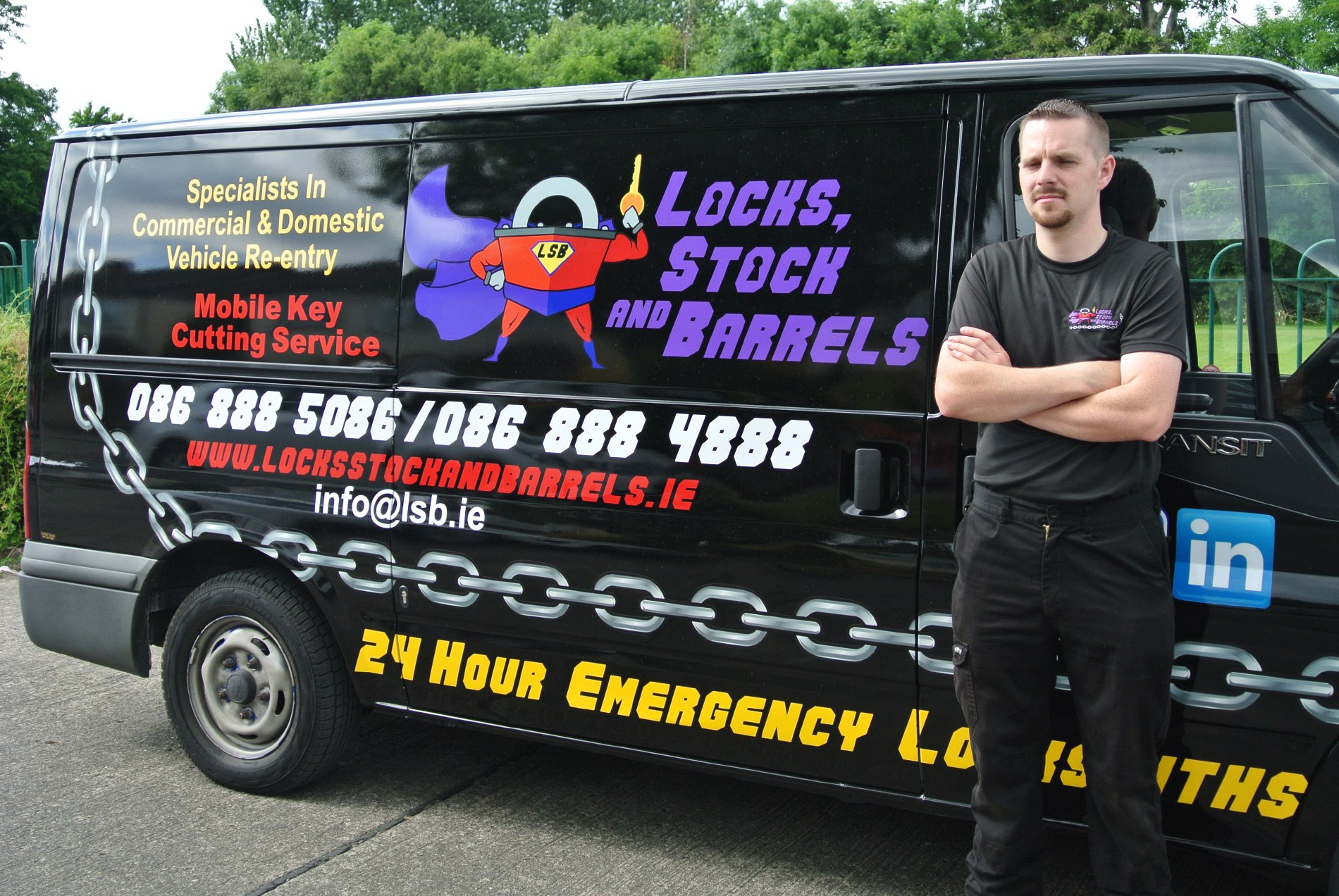 Locksmith Dublin Artane