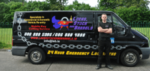 emergency locksmith | dublin-locksmith-van