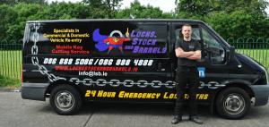 emergency locksmith   dublin-locksmith-van