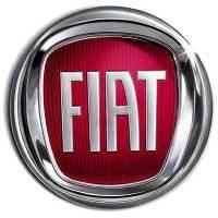 fiat car key replacement - fiat logo