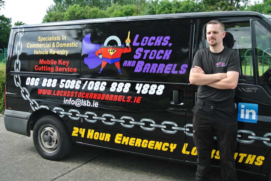 locksmith-dublin-vith-the-van